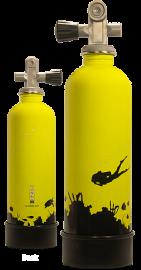 Botella para agua Tank H2O