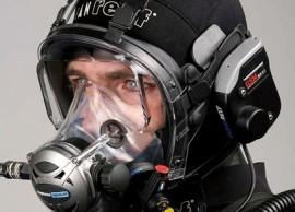 Máscara de buceo FFM Neptune Space